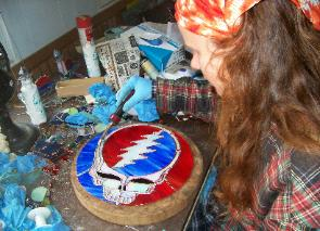 assembly of grateful dead steal your face
