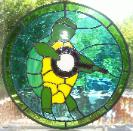 stained glass grateful dead terrapin